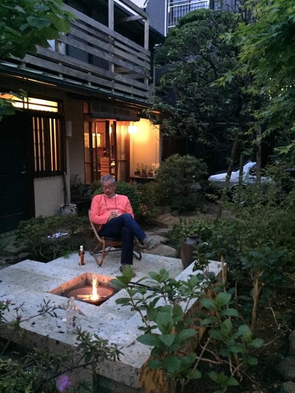 庭造り 「月見台」を造る_f0156448_14311560.jpg