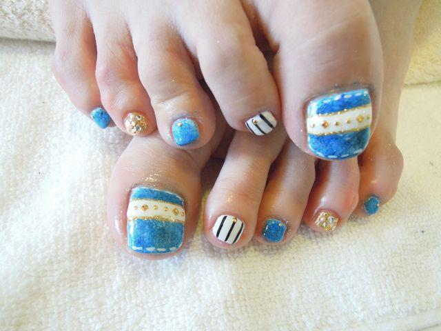 Jeans Foot Nail_a0239065_1152279.jpg