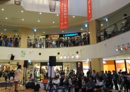 発売記念@三井アウトレットパーク北広島ありがとう!!_e0261371_14493497.jpg