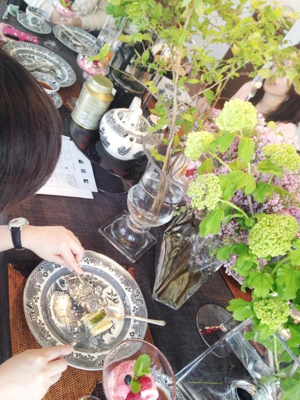 4月の紅茶とテーブルセッティングのレッスン_c0366777_19225275.jpg