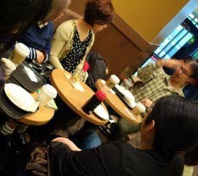 第32回 スターバックス大阪マルビル店さんでモーニング手話会を開催しました_a0277483_951899.jpg