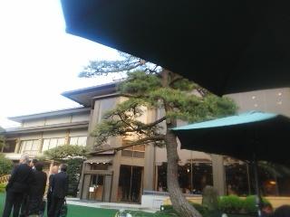 東京原宿ロータリークラブ創立30周年記念式典に参加しました。_e0119092_11022195.jpg
