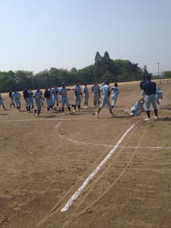野球日和ですね~。_f0209300_16542011.jpg