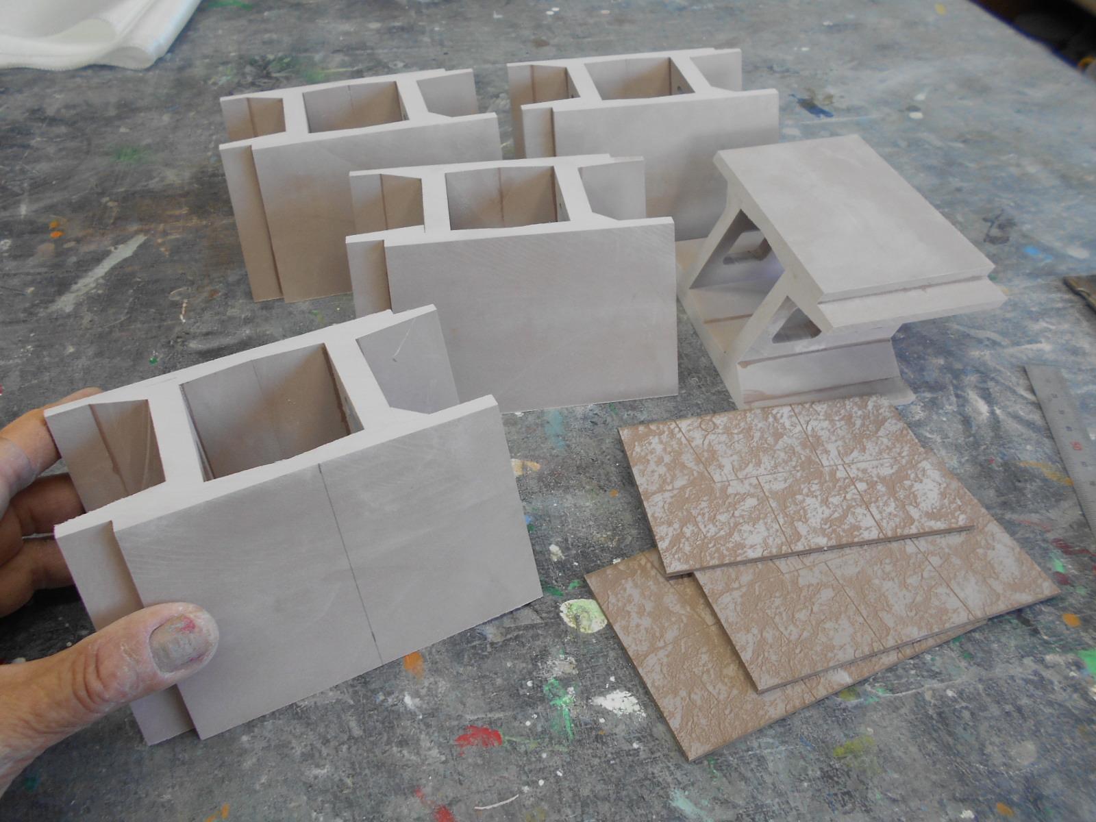コンクリートブロックの製作_e0146402_22301889.jpg