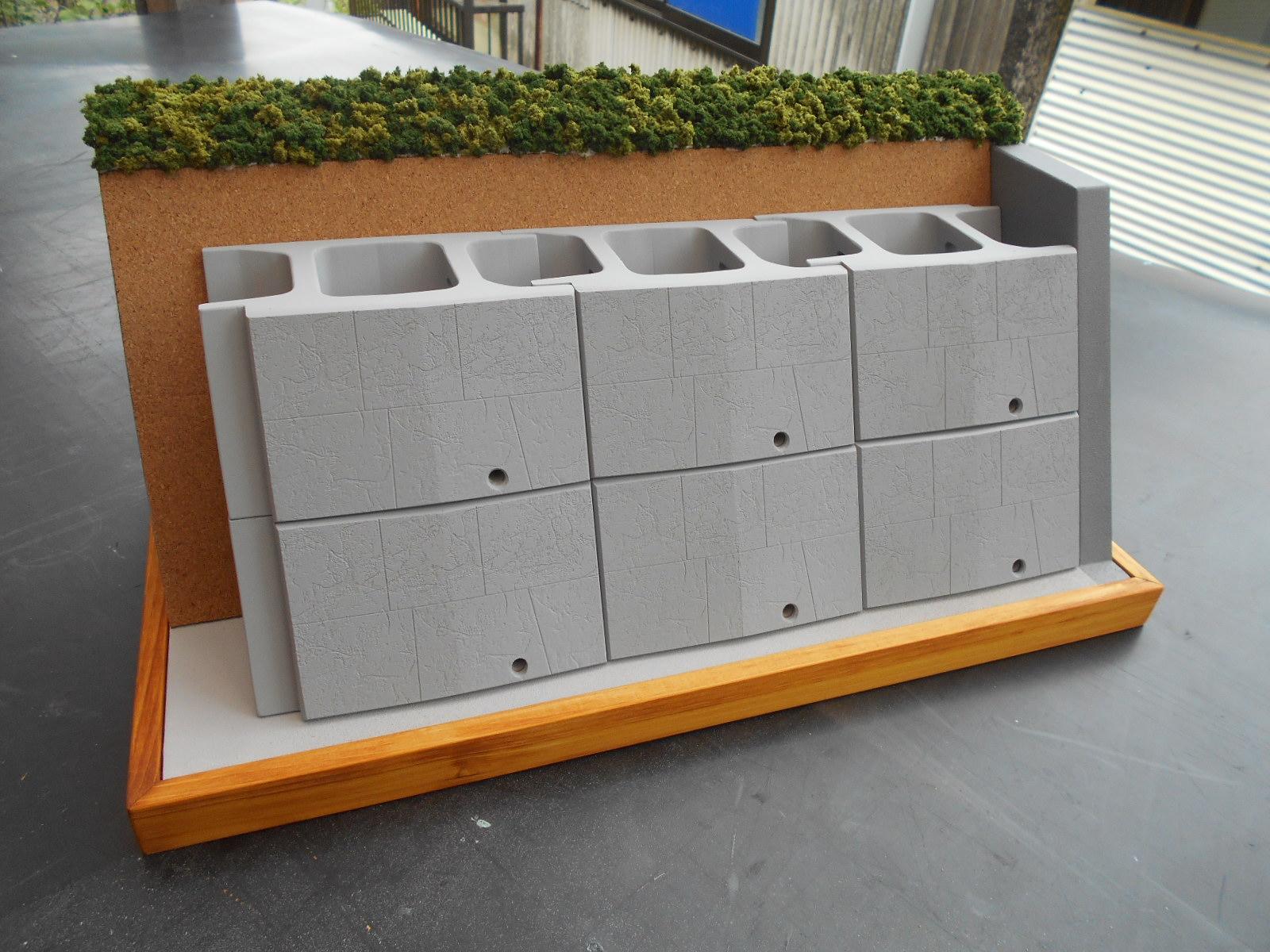 コンクリートブロックの製作_e0146402_223825.jpg