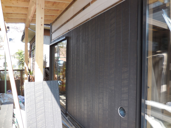 外壁サイディング工事_f0140817_1682138.jpg