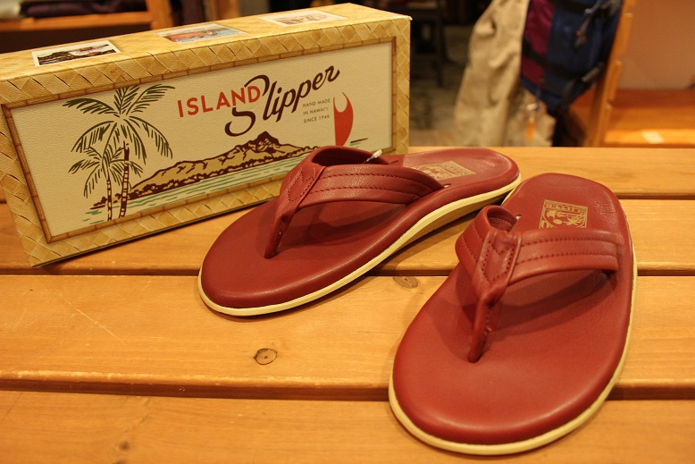 "\""ISLAND SLIIPER\"" MADE BY HAND IN HAWAII SINCE 1946_f0191324_952259.jpg"
