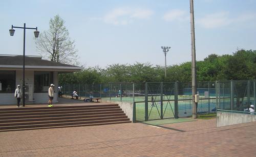 千葉市テニス選手権、ベテランシングルスに参加_a0151444_16592198.jpg