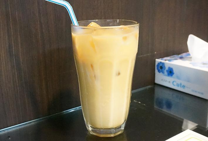 香港贊記茶餐廳(ほんこんちゃんきちゃちゃんてん)行ってきました。_a0031153_16140545.jpg
