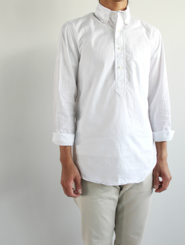 GITMAN VINTAGE PULL OVER BD SHIRT_b0139281_17432957.jpg