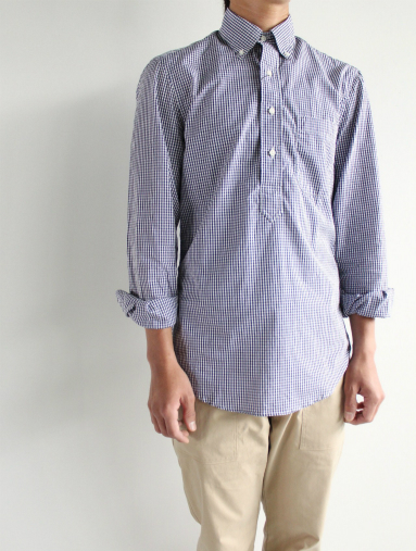 GITMAN VINTAGE PULL OVER BD SHIRT_b0139281_17442632.jpg