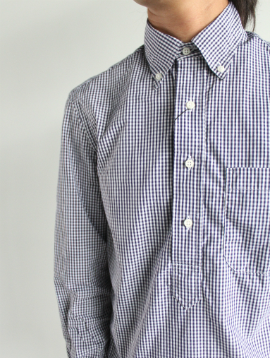 GITMAN VINTAGE PULL OVER BD SHIRT_b0139281_17443897.jpg