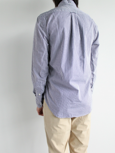 GITMAN VINTAGE PULL OVER BD SHIRT_b0139281_1745106.jpg