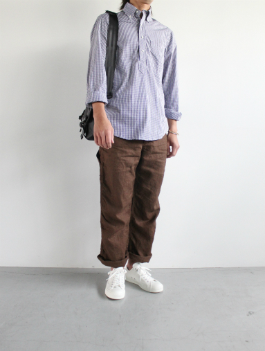 GITMAN VINTAGE PULL OVER BD SHIRT_b0139281_17454385.jpg