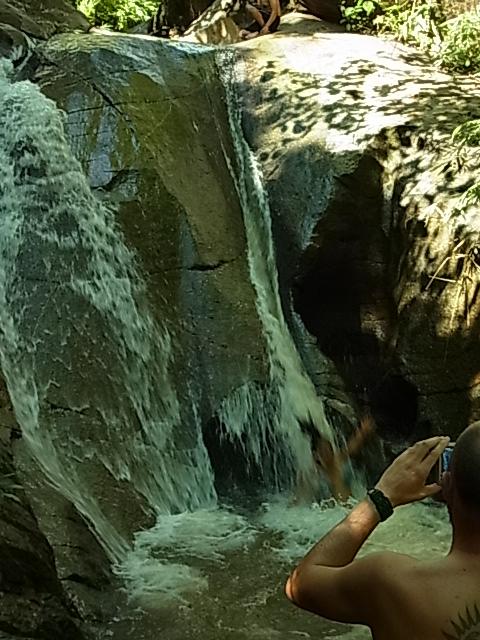 現地ツアー 蘭園 集落 滝すべり ラフティング 象乗り_e0141982_18532019.jpg