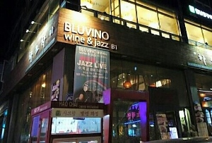 "Live at ""BLUVINO"" in Seoul♪_c0139321_1862644.jpg"
