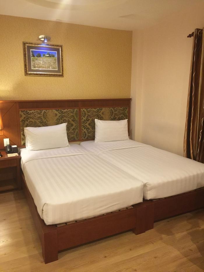 ホーチミン 空港からホテルへ 宿泊はBlue DIamond_f0062122_12535318.jpg
