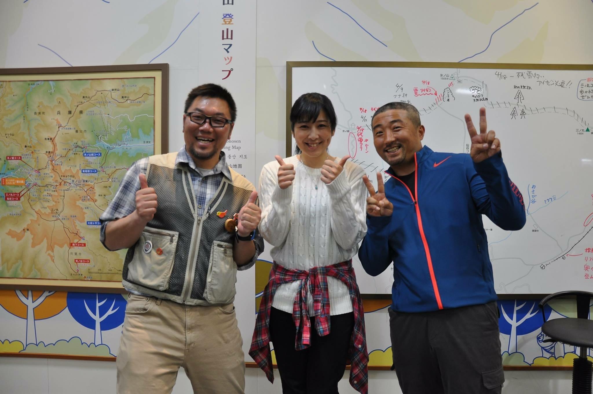柴田美咲さんと握手したよ!_f0101226_06191925.jpg