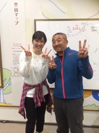 柴田美咲さんと握手したよ!_f0101226_06212658.jpg