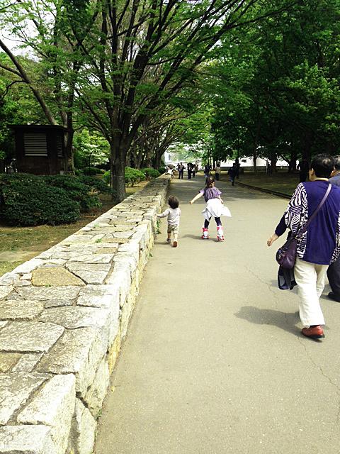 公園日和_e0172847_16100421.jpg