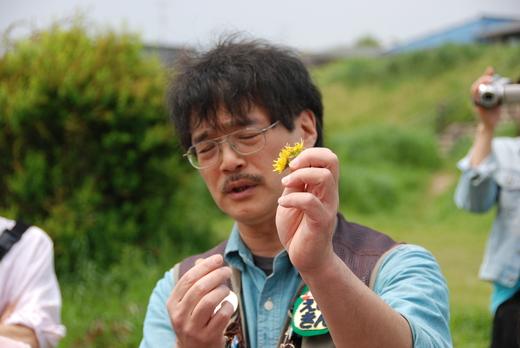4月25日のきぬたまあそび村 野草の天ぷら_c0120851_0483774.jpg