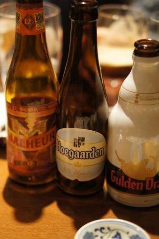 Beer seminor @ bar moonshiner 赤坂_e0165361_20350093.jpg