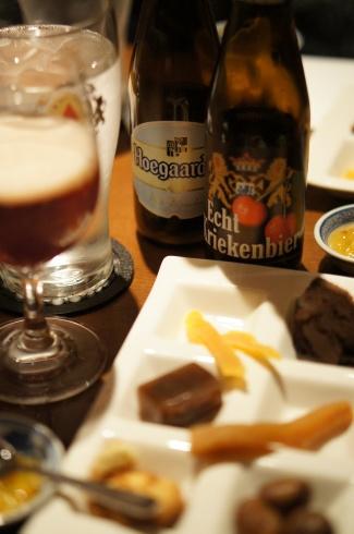 Beer seminor @ bar moonshiner 赤坂_e0165361_20352063.jpg
