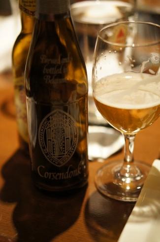 Beer seminor @ bar moonshiner 赤坂_e0165361_20353430.jpg