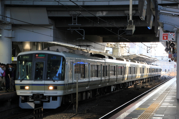 大阪環状線 103系 201系_d0202264_2222068.jpg