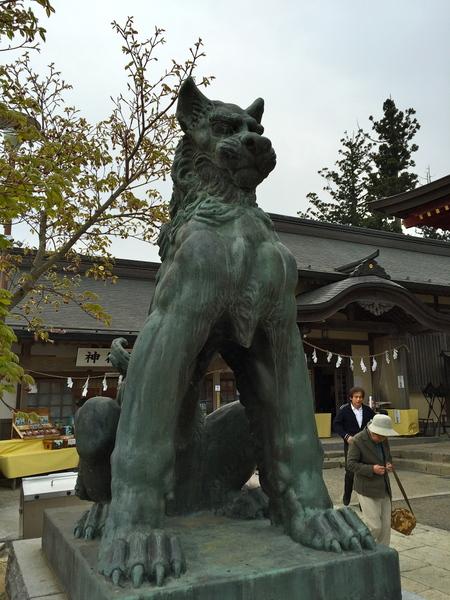 武蔵御嶽神社で健康長寿を祈願_a0109467_2295843.jpg