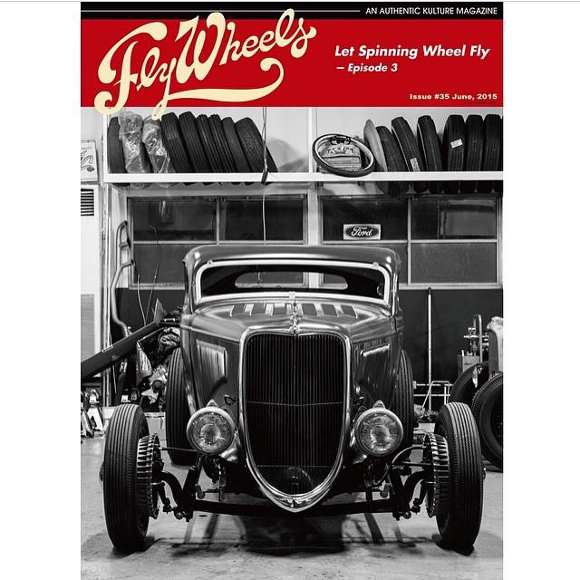 入荷案内 Fly Wheels Issue #35_e0254972_12201559.jpg