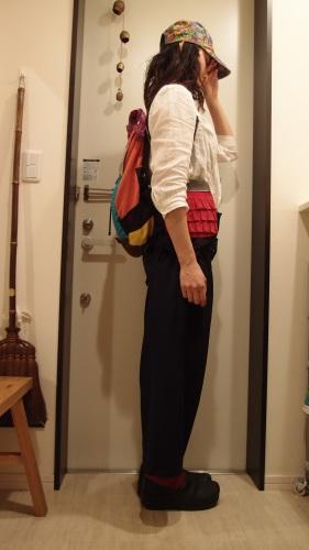 cotteさんのone day shopへ冷え取りファッション15 4/26_c0342582_23492453.jpg