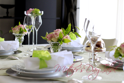 Mother's Day Table 2015 ♪_d0113182_12353086.jpg