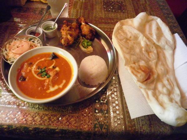 Cafe&IndianRestaurant Mahek(マハク) 豊中市_c0118393_946045.jpg