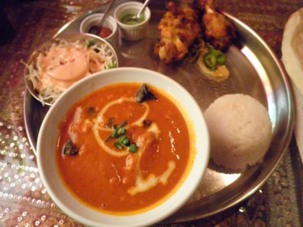 Cafe&IndianRestaurant Mahek(マハク) 豊中市_c0118393_9475799.jpg