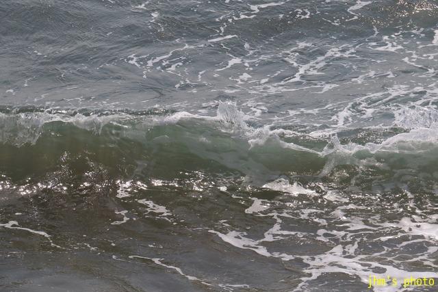 何もない大森浜の海_a0158797_2239523.jpg