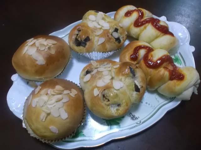 チョコとくるみのパン_f0019498_19151771.jpg