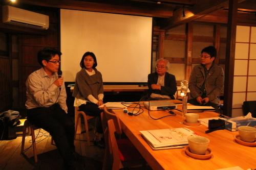 ももとせ Akita Architect Meeting_e0054299_16401959.jpg