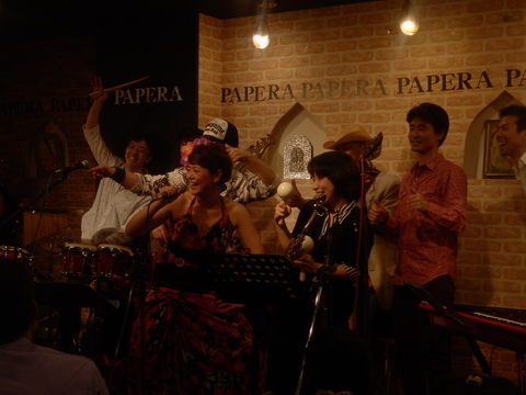 4/25(土)『K-UNIT presents PAPERA Night』_f0076907_21202539.jpg