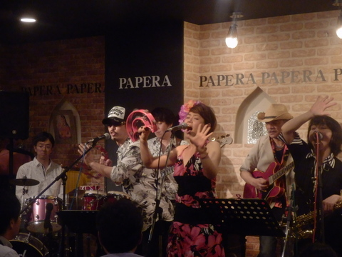 4/25(土)『K-UNIT presents PAPERA Night』_f0076907_2120357.jpg