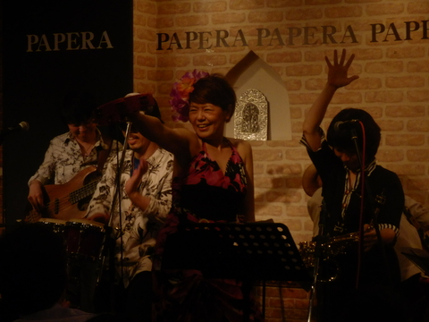 4/25(土)『K-UNIT presents PAPERA Night』_f0076907_2120962.jpg