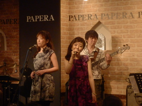 4/25(土)『K-UNIT presents PAPERA Night』_f0076907_21213843.jpg