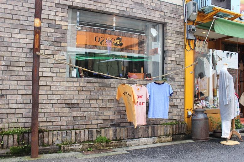 """4月29日~5月6日のGW期間中 \""""USED T-SHIRTS  ¥1,000-(in tax)\""""_f0191324_9192563.jpg"""