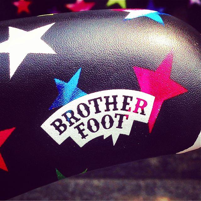 キックバイク「X-girl Stages」x「BROTHER FOOT」 バランスクルーザー ストライダー 自転車 おしゃれ 子供_b0212032_21231875.jpg