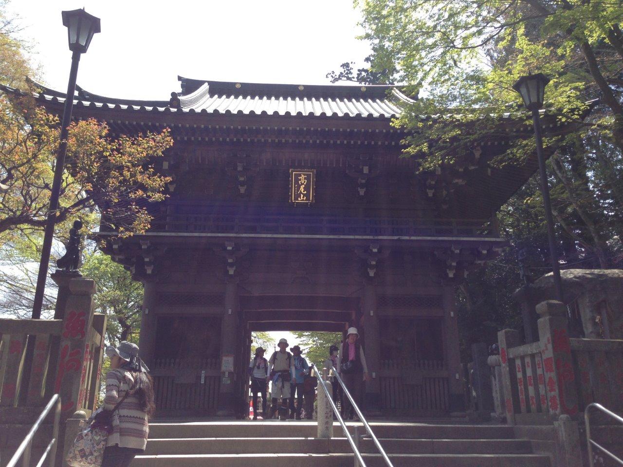 秋川温泉&高尾山 もうすぐ88歳の八重子さんと_f0019063_11573729.jpg
