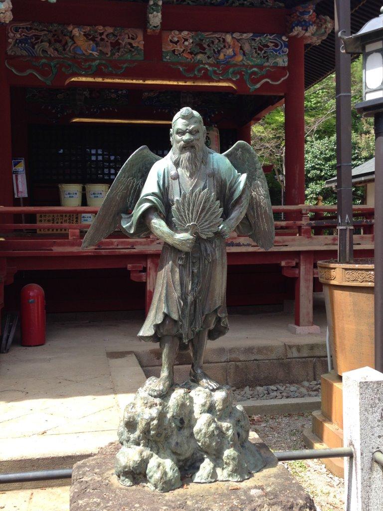 秋川温泉&高尾山 もうすぐ88歳の八重子さんと_f0019063_122549.jpg