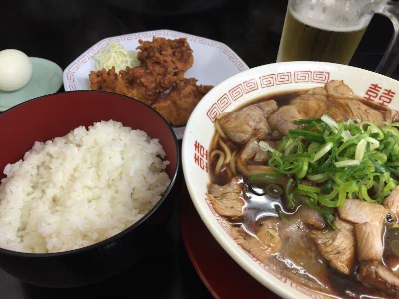 新福菜館@大津京_b0066164_223850.jpg