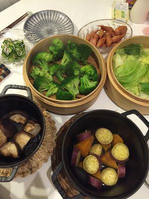 野菜の夜ごはん_e0117783_16243066.jpg