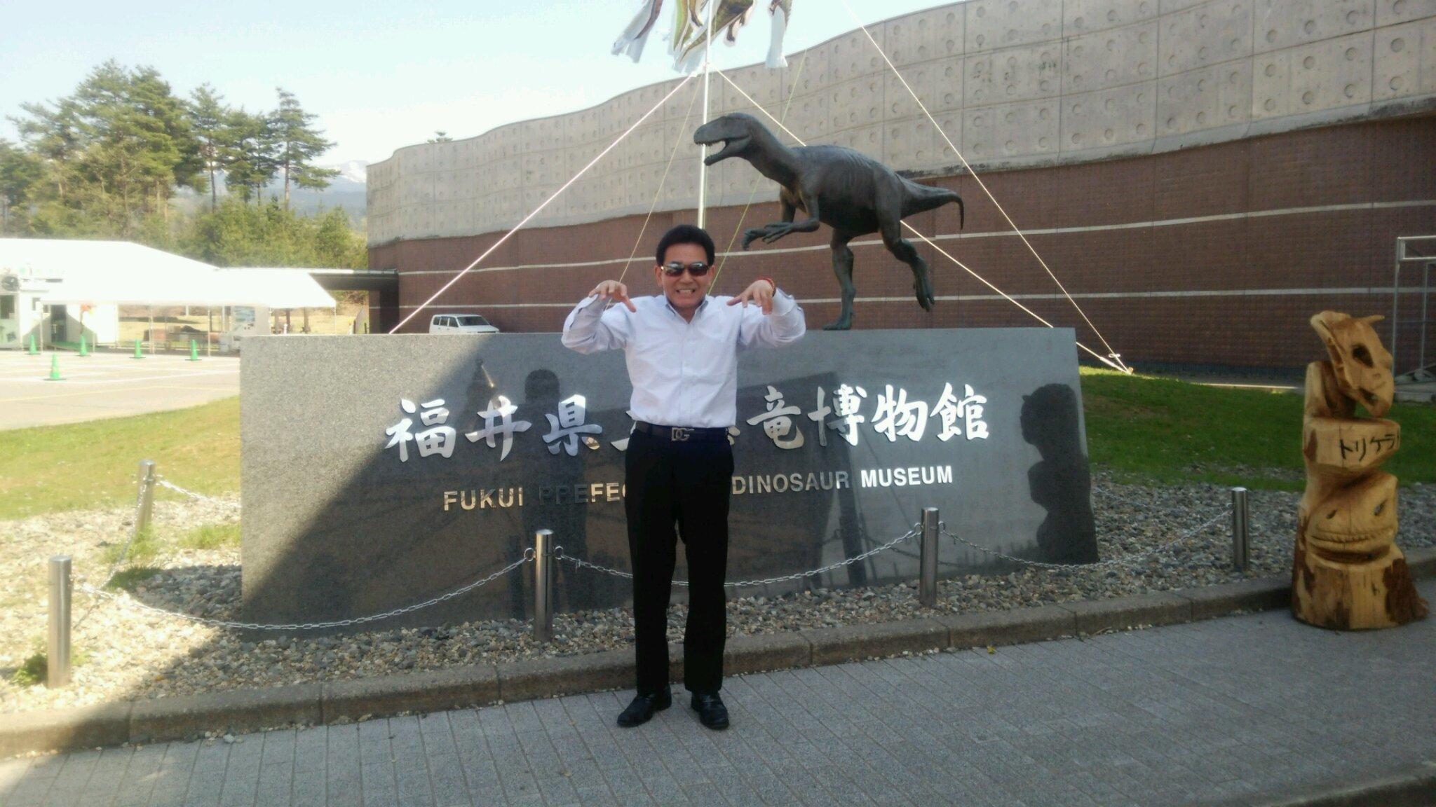 恐竜博物館へ行き、ビックリがいっぱい! 福井は最高!_e0119092_11004377.jpg