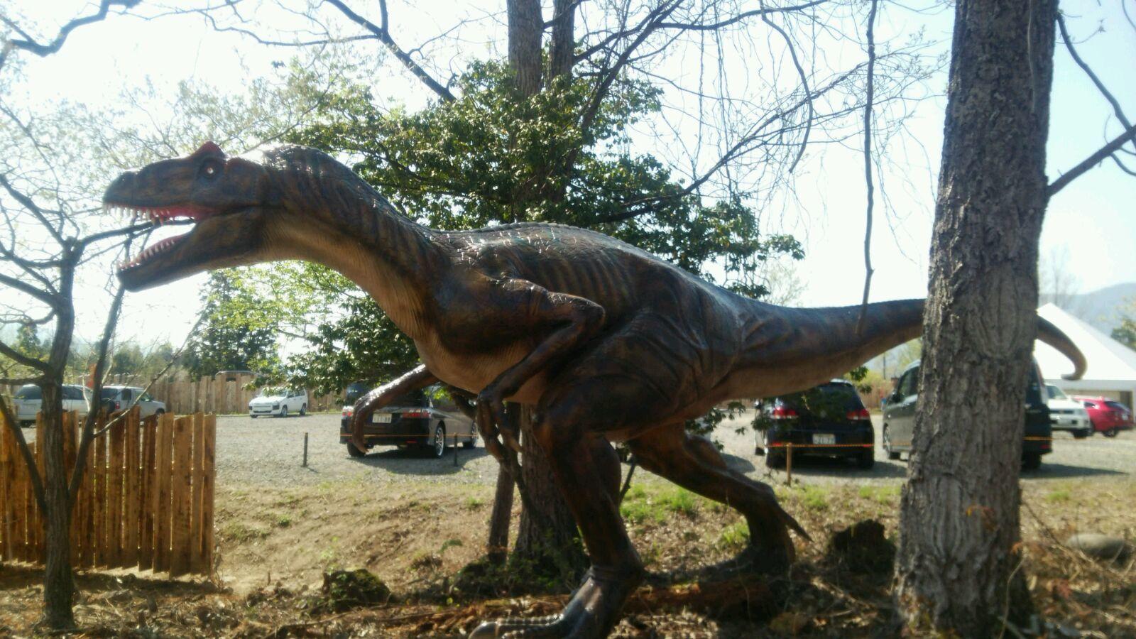 恐竜博物館へ行き、ビックリがいっぱい! 福井は最高!_e0119092_11010343.jpg